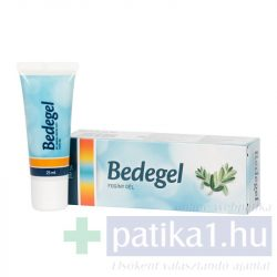 Bedegel fogínygél 25 ml