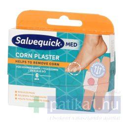 Salvequick tyúkszemtapasz bőrkeményedésre 6 db