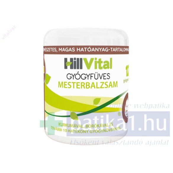 HillVital gyógyfüves mesterbalzsam 250 ml