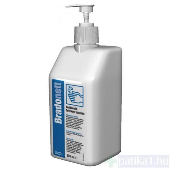 Bradonett fertőtlenítő folyékony szappan 500 ml
