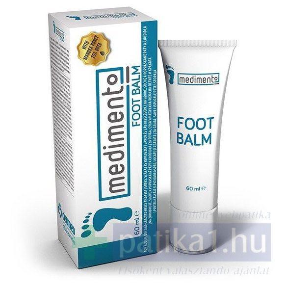 Medimento sarok és lábápoló krém 60 ml