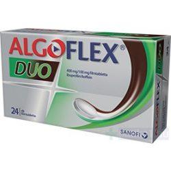 Algoflex Duo 400 mg/100mg 24 db filmtabletta