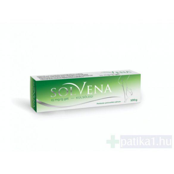 Solvena 15 mg/g gél SP54 Emulgél 15 mg/g
