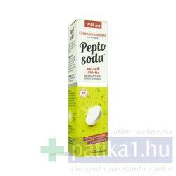 Pepto Soda pezsgőtabletta 20 db