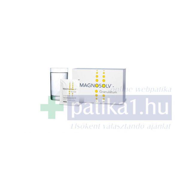 Magnosolv granulátum 30x 6,1g tasak