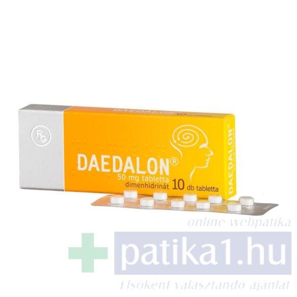 Daedalon tabletta 10 db