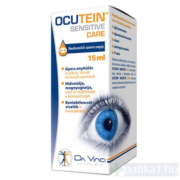 Ocutein Sensitive Care szemcsepp 15 ml
