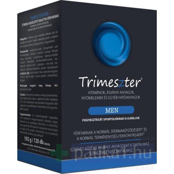 Trimeszter Men tabletta férfiaknak 120 db