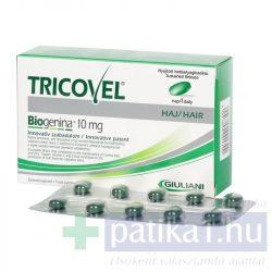 Tricovel Biogenina 10 mg tabletta 30 db
