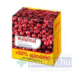Walmark Walurinal kapszula 60+30 db ajándék!