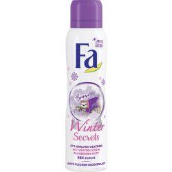 Fa Deo spray női áfonyás Winter Secrets 150 ml limited edition