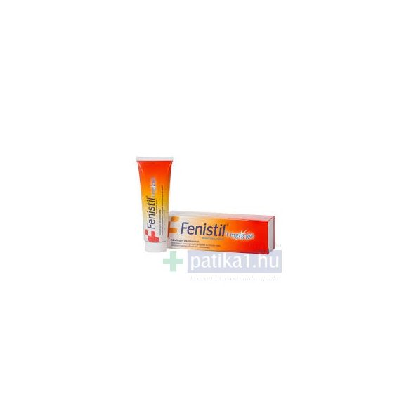Fenistil 1 mg/g gél 50 g