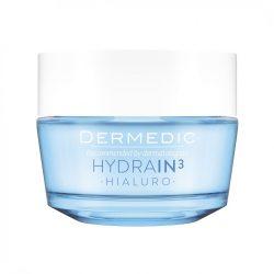 Dermedic Hydrain3 Ultra-hidratáló krémgél 50 g