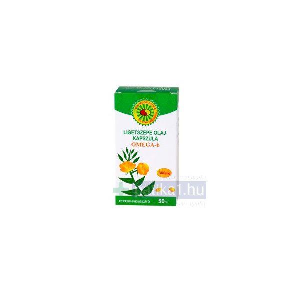 Ligetszépe kapszula 300 mg bigstar 50 db