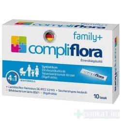 Compliflora Family étrendkiegészítő por tasakban 10x
