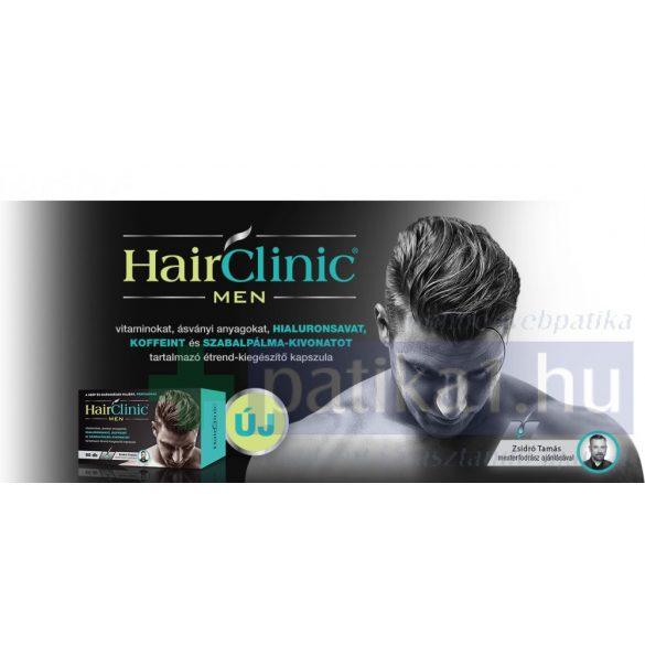 HairClinic Men kapszula férfiaknak 60 db