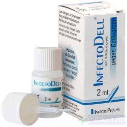 InfectoDell külsőleges ecsetelő oldat 2 ml
