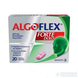 Algoflex Forte Dolo 400 mg 20 db filmtabletta