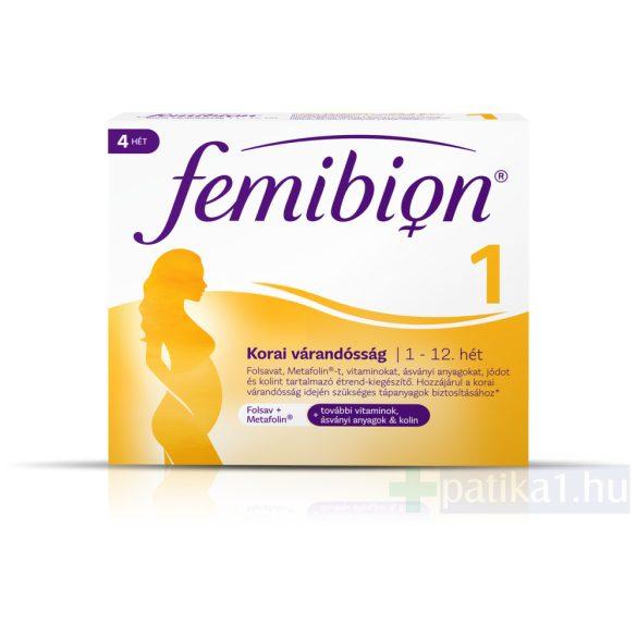 Femibion 1 filmtabletta 28 db
