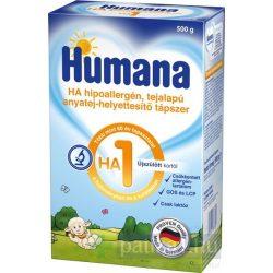 Humana HA 1 Hipoallergén 500 g