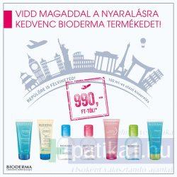Bioderma Hydrabio H2O arc-és sminklemosó 100 ml