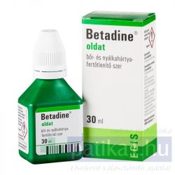 Betadine oldat 30 ml