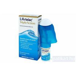 Artelac Triple Action szemcsepp 10 ml
