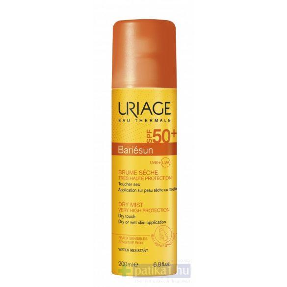 Uriage BARIÉSUN Száraz permet SPF50+ 200 ml