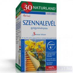 Szennalevél filteres Naturland 25x 1g