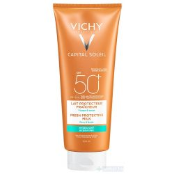 VICHY Capital Soleil Beach Protect hidratáló naptej SPF50+ 300 ml