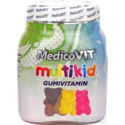 MedicoVit Multikid gumivitamin 50 db