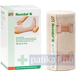 Rosidal K kompressziós pólya 5m x 10 cm
