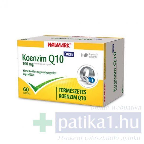 Walmark Koenzim Q10 Forte 100 mg kapszula 60 db