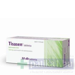 Tisasen tabletta 30 db