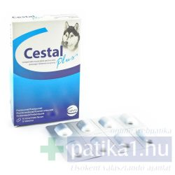 Cestal Plus rágótabletta 8 db
