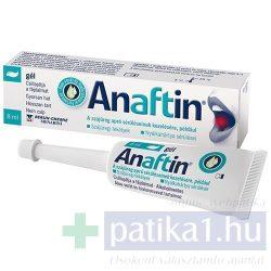 Anaftin gél 12% 8 ml