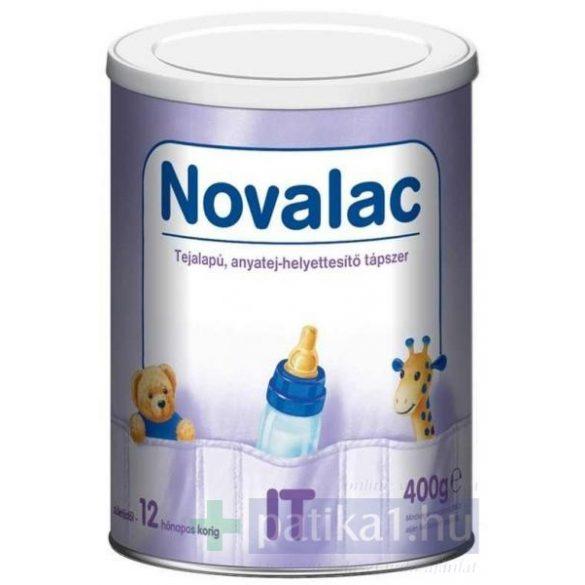 Novalac IT tejalapú tápszer anyatej-helyettesítő 400 g