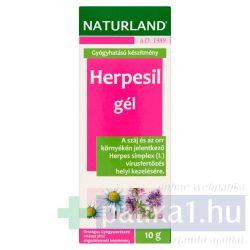 Herpesil gél 10 g