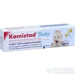 Kamistad Baby fogínygél 10 ml