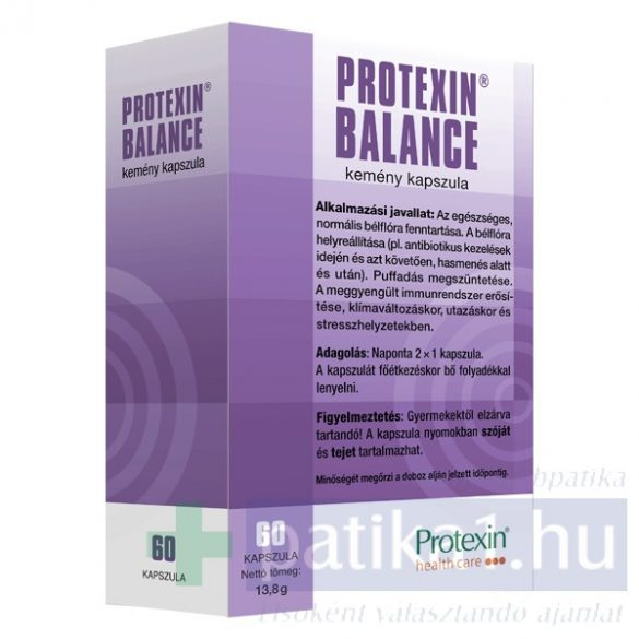 Protexin Balance kapszula 60 db