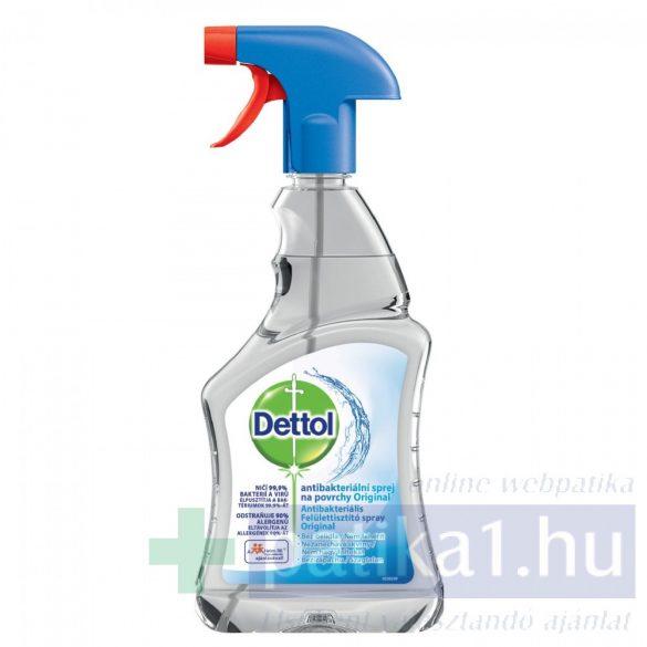 Dettol felülettisztító spray 500 ml