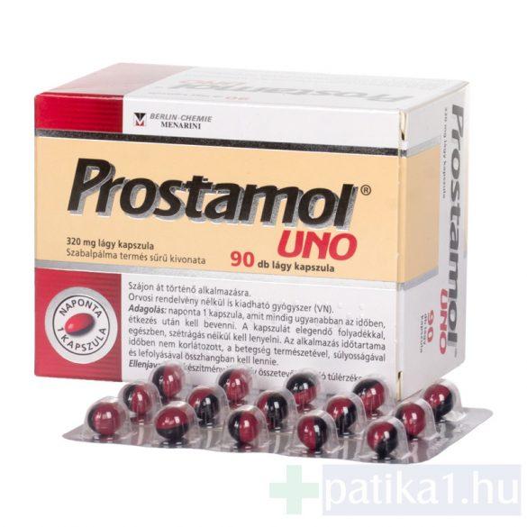 Prostamol Uno 320 mg lágy kapszula 90 db