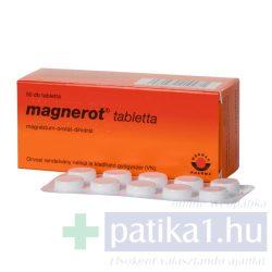 Magnerot tabletta 50 db