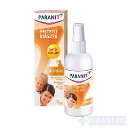Paranit fejtetű riasztó aeroszol 100 ml