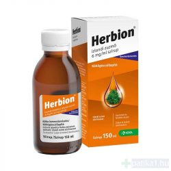 Herbion Izlandi zúzmó 6 mg/ml szirup 150 ml