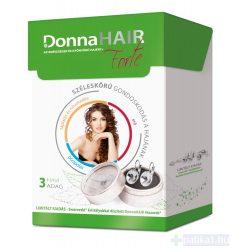 DonnaHair Forte kapszula 90 db + ajándék Swarowski ékszer