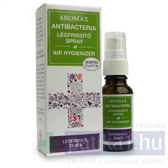 Aromax ANTIBACTERIA Levendula-Teafa spray 20 ml