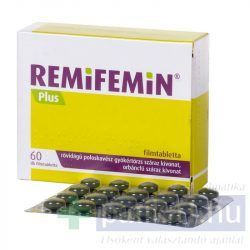 Remifemin Plus filmtabletta 60 db