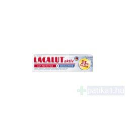 Lacalut Aktív Gum protection & gentle white 75 ml
