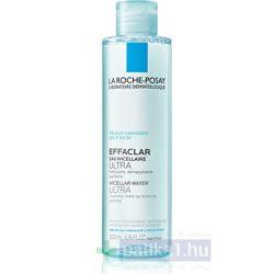 LRP Effaclar micellás arctisztító zsíros bőrre 200 ml